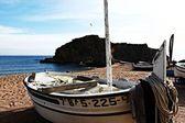 Barcas de pesca — Fotografia Stock