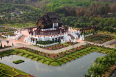 Temple in Chiang Mai — Stock Photo