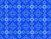 Vektorové ilustrace: Vánoční ozdoba — Stock vektor