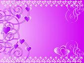 Vector Illustration: Valentine's Day — Vector de stock