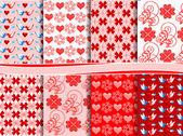 Vector Illustration: Valentine's Day — Stock Vector