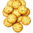 Vegetarian cookies - Foto Stock