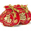 Chinese New Year Gift Bags — Stock Photo