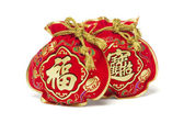 Chinese New Year Gift Bags — 图库照片