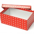 Red Gift Box — Stock Photo #8758128