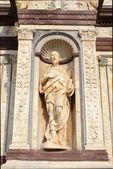Certosa di Pavia - Lombardy - Italy — Stock Photo