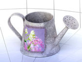 Watering-can — Stockfoto
