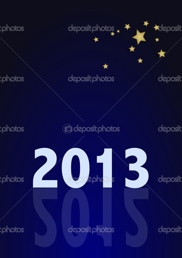 Happy New Year - 2013 — Stock Photo #10123009