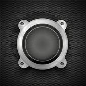 Vector music background. Eps10 — Stock Vector