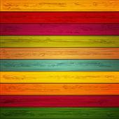 Vector wooden background. Eps10 — Stock Vector