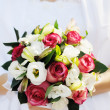 Beautiful wedding bouquet — Stock Photo #10162092