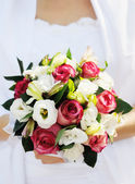Bello bouquet nupcial — Foto de Stock