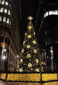Beautiful christmas tree — Stock fotografie