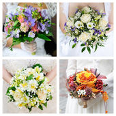 Bouquet de mariage — Photo