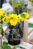 Deliciosas flores amarillas — Foto de Stock
