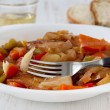 Codfish stew — Stock Photo