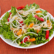 Salad with bean sprouts - Photo