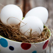 easter eggs — Stock Photo #9726542