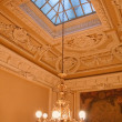 Stock Photo: Ceiling of Polovtsev mansion - Architect's house, St.Petersb