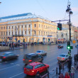 Nevsky Prospect, Saint Petersburg, Russia — Stock Photo