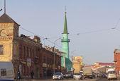 La mosquée ancienne soltan à kazan, tatarstan, russie — Photo