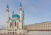 Qolsharif Mosque in Kazan Kremlin — Stock Photo