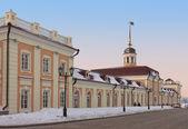 Artillery Court in The Kazan Kremlin. Kazan, Republic of Tatarst — Stock Photo