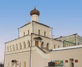 The Kazan Kremlin and the Palace Church. Tatarstan, Russia — Stock Photo