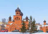 Pokrovsky Cathedral (Old Believers) in Kazan, Russia — Stock Photo