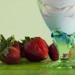 Frozen Soft Serve Yogurt. — Stock Photo #10182939