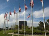 Denver Tech Center Monument — Stock Photo