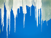 Ice Castles — Stock Photo