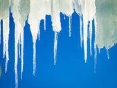 Ice Castles — Stock Photo