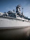 Battleship — Stock Photo