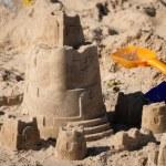 Sand Castles — Stock Photo #8907386
