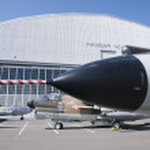 US Aircraft — Stock Photo