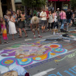 Chalk Art Festival — Stock Photo #9586118