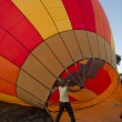 Stockfoto: Hot Air Ballons