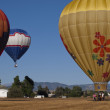 Foto Stock: Hot Air Ballons