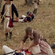 Revolutionary War Reenactment — Stock Photo