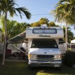 Stock Photo: RV Park