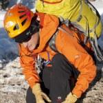 Ice Climbers — Stock Photo #9606370