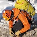Ice Climbers — Stock Photo #9606396