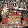 Stock Photo: Glenwood Springs