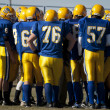 High School Football — Foto de Stock