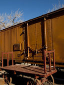Boxcar — Stock Photo