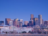 Mile High City of Denver — Stock Photo