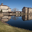 Broadmoor Hotel - Stock Photo