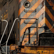 Stock Photo: Old Locomotive