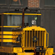 Stock Photo: Narrow Gauge Switcher
